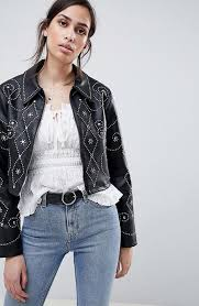 best leather jackets for women to asos leather jacket