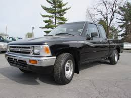 1991 Toyota Pickup * 4 Cylinder * Stick Shift * Factory Air * One ...