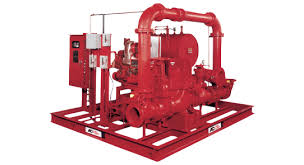 A C Fire Pump Xylem Applied Water Systems United States