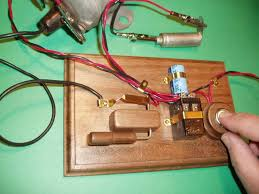 model a restorers club coil tester coil tester