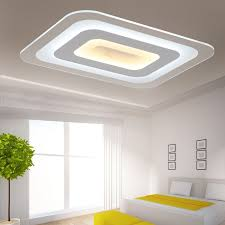 moder lighting. modern led brief ceiling lights acrylic personalized ultrathin for living room bedroom lamps lamparas de techo moder lighting
