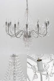 a fantastic piece by piece acrylic reflective it is a gorgeous gorgeous chandeliers
