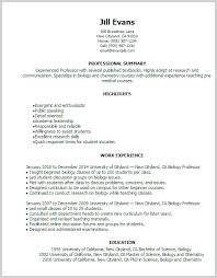 Free Resume Templates Word Document Resume Templates Word Doc Free