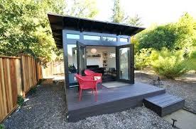 backyard office pod. Backyard Office Pods Terrific Studio Shed Photos Modern Prefab Studios Home Sheds Custom Designs Pod