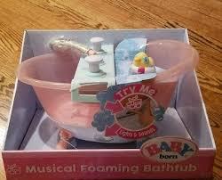 new 2017 baby born al foaming baby doll bathtub bath tub playset