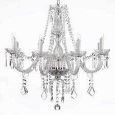 modern led ceiling lights elegant saint mossi chandelier modern k9 crystal raindrop chandelier