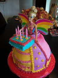 Barbie Cake Cakecentralcom