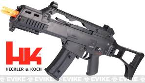 h k g36c competition series airsoft aeg rifle by umarex black h k g36c competition series airsoft aeg rifle by umarex black