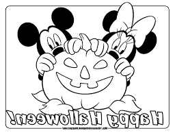 Small Picture Scary Halloween Coloring Pages Printables Coloring Pages Kids