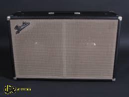 Fender Bandmaster Speaker Cabinet 1963 Fender Bandmaster 2x12 Speaker Cabinet Vi63febandmaster2x12