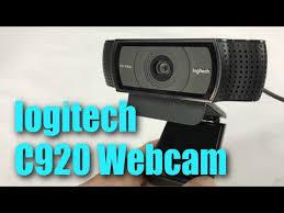 Logitech HD Pro C920 Widescreen 1080p Webcam Camera Review ...