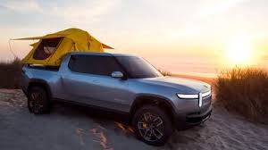 For $500 million, Rivian will teach Ford how to make electric pickup ...