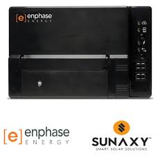 solaredge p power optimizer sunaxy acirc cent  enphase envoy s metered env s ami 120