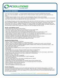 Entry Level Network Engineer Resume Sample 20 Entry Level Network Engineer Resume
