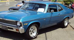 1971 Chevrolet Nova - Information and photos - MOMENTcar