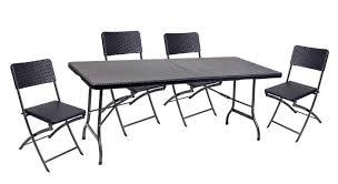 <b>Комплект мебели</b> Go Garden Rimini (стол, <b>4</b> стула) — стоит ли ...