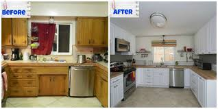 Kitchen Remodel Budget Do It Yourself Diy Kitchen Remodel On A Budget Home Georgian