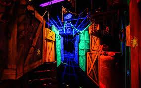 haunted house lighting ideas. thrillvania haunted house park lighting ideas h
