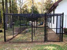 diy dog fence