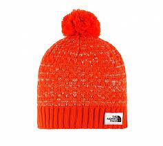 <b>Шапка The North</b> Face Antlers Beanie Papaya Orange Heather ...