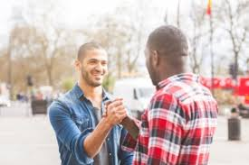 Image result for pictures of people getting along