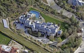 Promised Land Montecito Calif Bill Gates House CloudPix - Bill gates interior house
