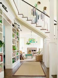 Modern Storage Under Stairs