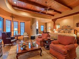 Design Materials Albuquerque Nm The Master Bedroom Of A Southwestern Home Built By Award