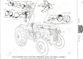 ford 9n wiring harness ford image wiring diagram 8n headlight wiring yesterday s tractors on ford 9n wiring harness