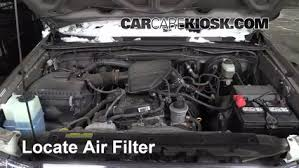 Air Filter How-To: 2005-2015 Toyota Tacoma - 2008 Toyota Tacoma 2.7L ...