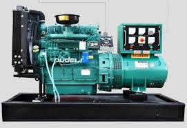 diesel generator. Standby Power 40kw/50kva Diesel Generator/diesel Genset With Brush Alternator And Base Fuel Generator Y