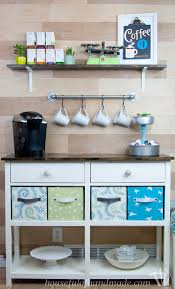 Coffee Station Reveal | Perfect cup, Storage and Coffee