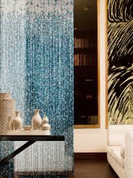 beauteous design ideas using rectangle white fabric armchairs and blue string curtains also with rectangular