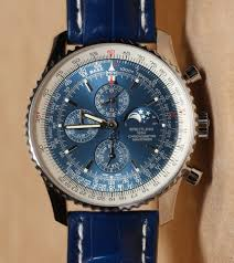 Reviews Limited - Popular Blue Hands-on Watches Edition Women's Most Navitimer 1461 Breitling For Luxury Or Mens Watch