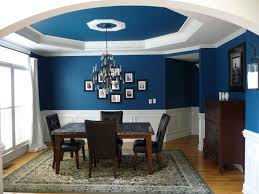 Living Room And Dining Room Paint Blue Dining Roommy Interpretation Sherwin Williams Oceanside