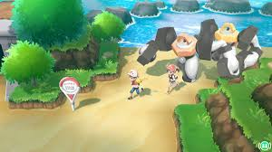 Pokémon: Let's Go - Screenshots & Artworks zu Shiny Meltan/Melmetal –  Nintendo Switch – Nintendo Connect Forum