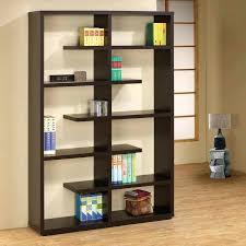 wooden book rack plans designs shelves garage full size