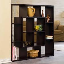 Furniture of America Aydan Modern Square Walnut Bookshelf/Room Divider -  Free Shipping Today - Overstock.com - 16550222