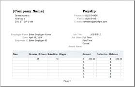 Free Payroll Template Pics Australian Payslip Template Download