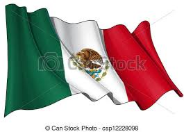 mexican flag waving drawing. Beautiful Mexican Flag Of Mexico  Csp12228098 On Mexican Waving Drawing Can Stock Photo