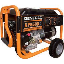 how to fix a portable electric generator 6 500 watt electric start portable generator 49 state generac 5941 new