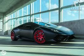 AG Luxury Wheels - Lamborghini Huracan Forged Wheels