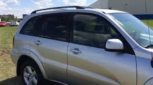 Pre Owned Silver 2005 Toyota RAV4 Auto 4WD (Natl) Review ...