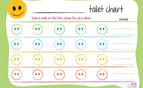 How To Make A Potty Training Chart Struggling With Toilet Training Print Out These Reward