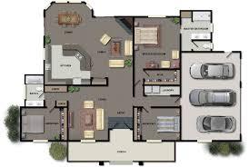 FLOOR PLANS FOR BEDROOM HOUSE Â  Floor Plans   Bedroom House    Three Bedroom House Floor Plans Small Three Bedroom House Plans   Bedroom House Designs Bedroom