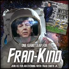 Fran Smith Jr. (Of The Hooters): One Giant Leap For Fran-Kind —  VictorRecords.com | Victor Victrola® | Victor Talking Machine Co.® | VMI