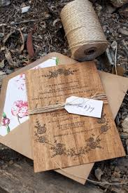Rustic Letterpress Wood Wedding Invitations Birds of a Feather4 dana matt's rustic floral wood veneer wedding invitaions on country themed wedding invitations australia