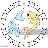 Tetování Znamení Zvěrokruhu Ryby
