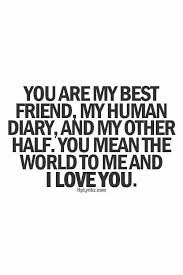 I Love My Best Friend Quotes New Download I Love You Bestfriend Quotes Ryancowan Quotes