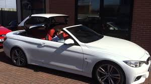 BMW Convertible 4 series bmw convertible : BMW 4 Series Convertible Roof Operation - YouTube